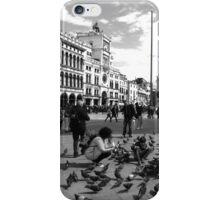 Piazza San Marco iPhone Case/Skin