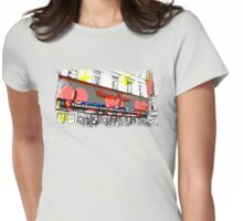 Stockholm Filmfest Womens Fitted T-Shirt