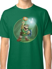 The Legend of Mario Classic T-Shirt
