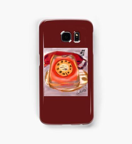 Dial a disc Samsung Galaxy Case/Skin