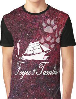 I Ship Feyre and Tamlin Graphic T-Shirt
