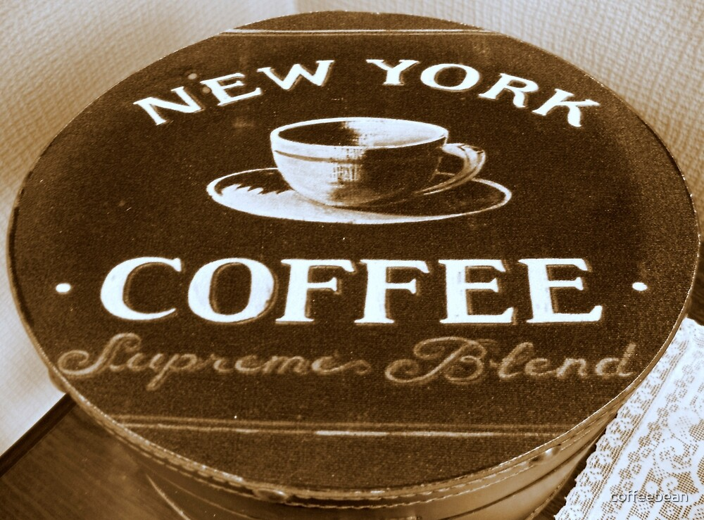 New York Coffee by coffeebean