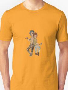 Life Is Strange- Chloe and Max T-Shirt