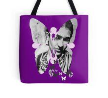 Forever Frida Purple & Black Tote Bag