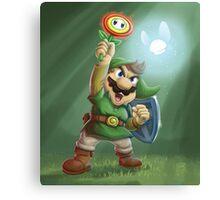 The Legend of Mario Canvas Print