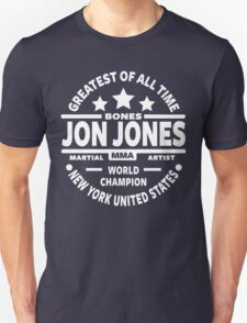 Jon Bones Jones Unisex T-Shirt