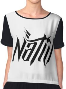 Nativ - music Women's Chiffon Top