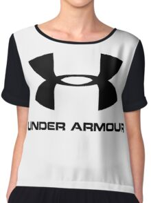 Athletic Under Armour Chiffon Top