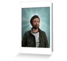 Chuck (Supernatural) Greeting Card