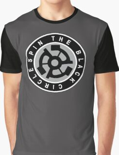 Spin the black circle Graphic T-Shirt