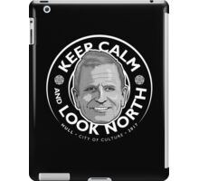Keep Calm with Peter Levy iPad Case/Skin