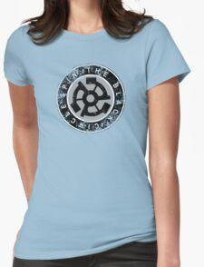 Spin the black circle Womens T-Shirt