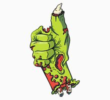 Zombified thumbs up Unisex T-Shirt
