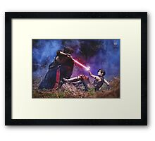 Best me - Star Wars The Old Republic Framed Print