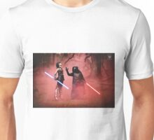 The Dark Side Calls - Star Wars The Old Republic Unisex T-Shirt
