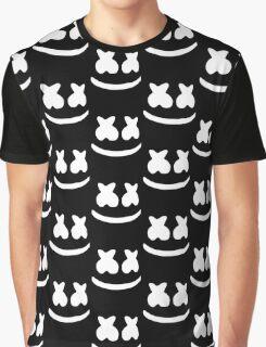 Marshmallow. Graphic T-Shirt