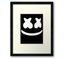 Marshmallow. Framed Print