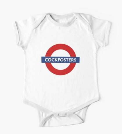 Cockfosters One Piece - Short Sleeve