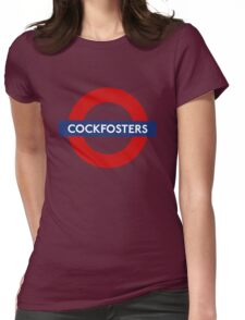 Cockfosters Womens Fitted T-Shirt