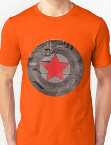 Winter Solider Shield Unisex T-Shirt