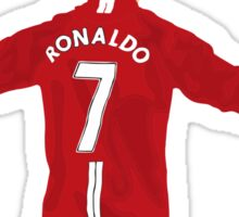 CR7 Sticker