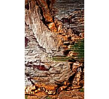 In Box Canyon Abstract Photographic Print