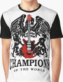 champions crest Graphic T-Shirt