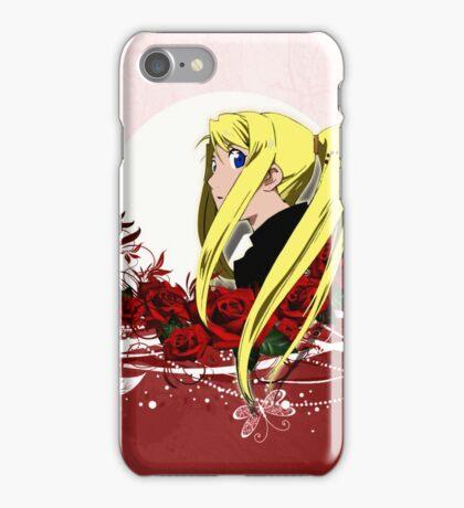 rosebell  iPhone Case/Skin