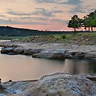 Sunset on Keystone by Gregory Ballos | gregoryballosphoto.com