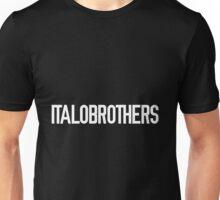 italobrothers logo Unisex T-Shirt