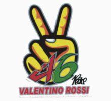 Valentino Rossi One Piece - Short Sleeve