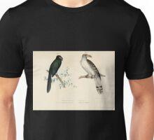 Bilder atlas zur Wissenschaftlich populären Naturgeschichte der Vögel in ihren sämmtlichen Hauptformen Leopold Joseph Fitzinger 1864 026 Unisex T-Shirt