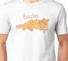 Peaches (@pignolia) Unisex T-Shirt