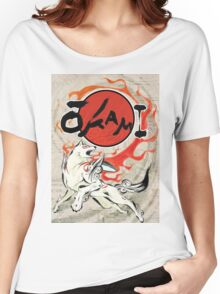 Classic Okami Women's Relaxed Fit T-Shirt