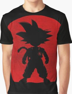 Shadow of Saiyan Graphic T-Shirt