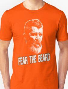 Roy Keane: Fear The Beard Unisex T-Shirt