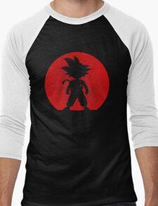 Shadow of Saiyan Men's Baseball ¾ T-Shirt