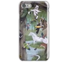 Willow River iPhone Case/Skin