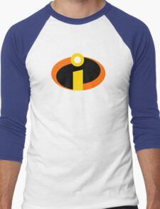 The Incredibles Men's Baseball ¾ T-Shirt