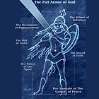 Full Armor of God - Warrior Girl 2 by Patricia Howitt