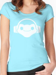 Lucio Women's Fitted Scoop T-Shirt