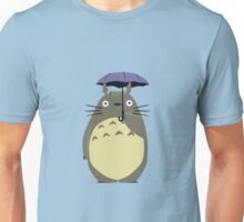 Alone Totoro Unisex T-Shirt