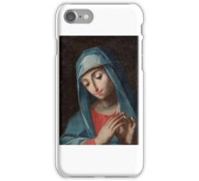 LOMBARD SCHOOL, 18TH CENTURY, MADONNA iPhone Case/Skin