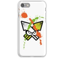 Splatoon - Turf Wars 1 [WHITE Var] iPhone Case/Skin