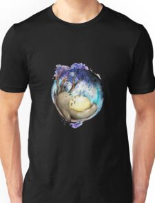 totoro sleeping Unisex T-Shirt