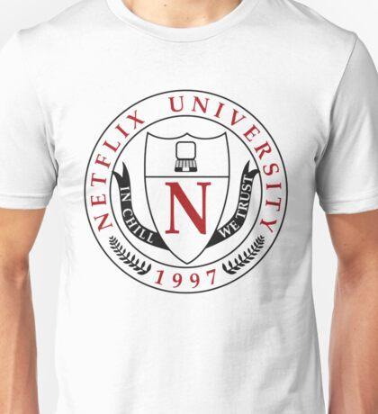 Netflix University Unisex T-Shirt