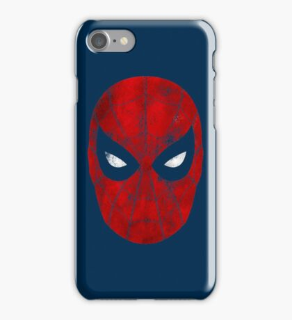 Underoos Negative Distressed iPhone Case/Skin