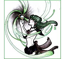 Sailor Pluto Photographic Print