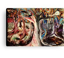 The Hollows Canvas Print