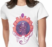 Shaman Witch Womens Fitted T-Shirt